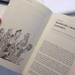 Auch der zweite Blick ins Buch ist toll. :-)